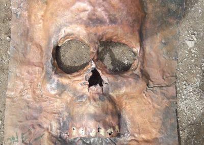 Crâne de tôle